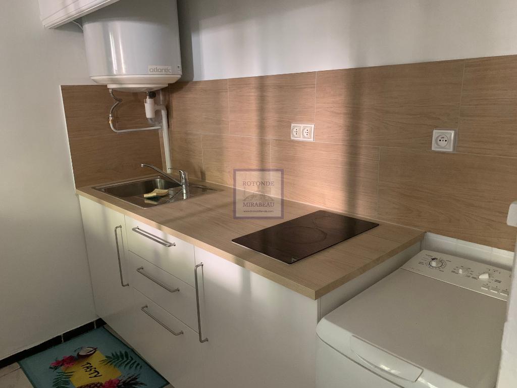 Location Appartement AIX EN PROVENCE surface habitable de 22.7 m²