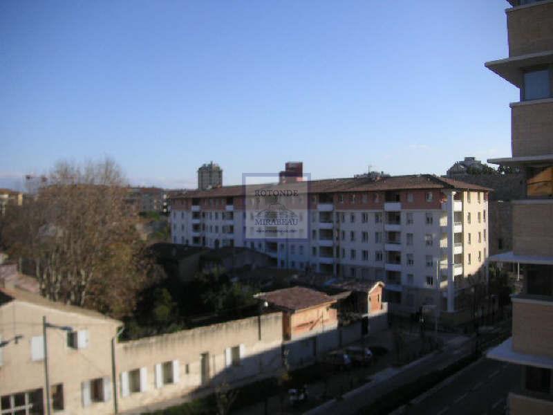 Location Appartement AIX EN PROVENCE séjour de 21.7 m²