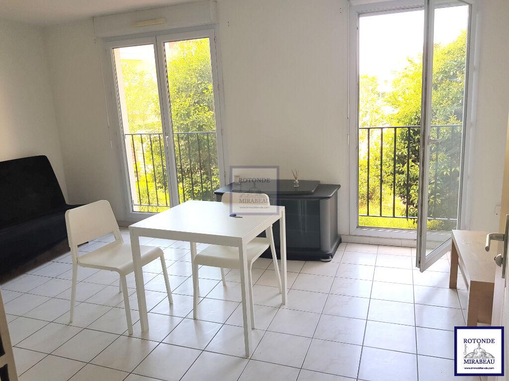 Location Appartement AIX EN PROVENCE surface habitable de 26.46 m²