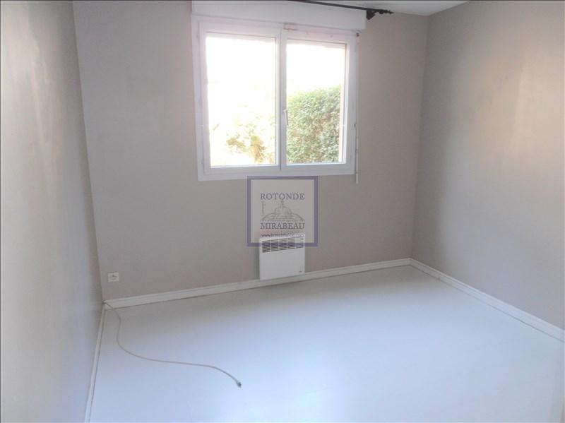 Location Appartement AIX EN PROVENCE séjour de 22.64 m²