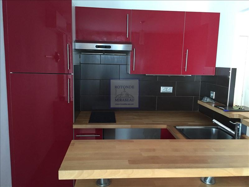 Location Appartement AIX EN PROVENCE séjour de 16.73 m²