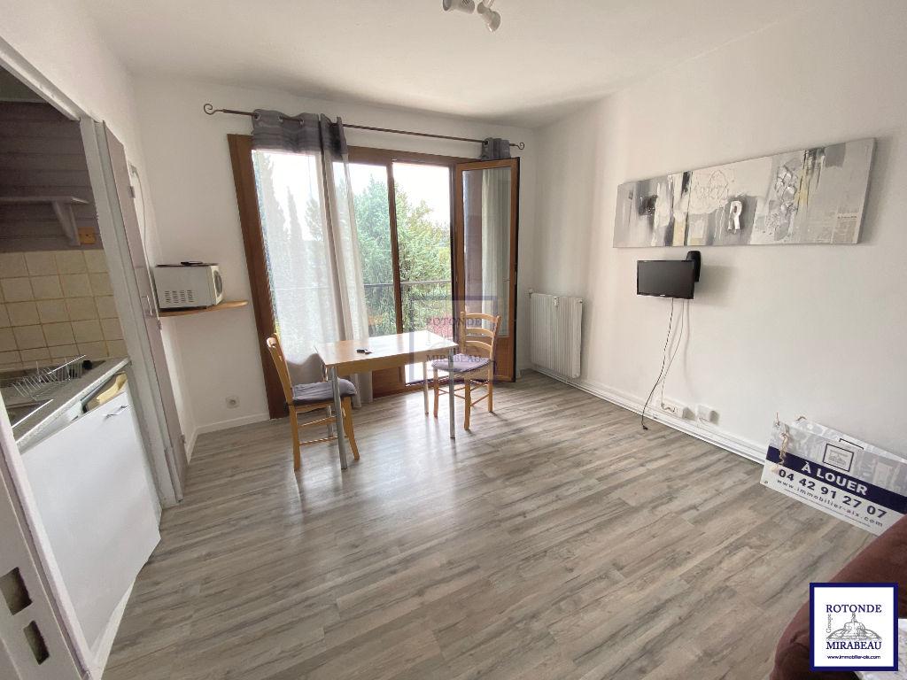 Location Appartement AIX EN PROVENCE surface habitable de 20.37 m²