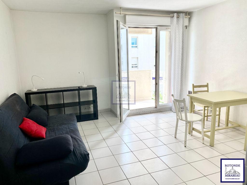 Location Appartement AIX EN PROVENCE surface habitable de 23.31 m²