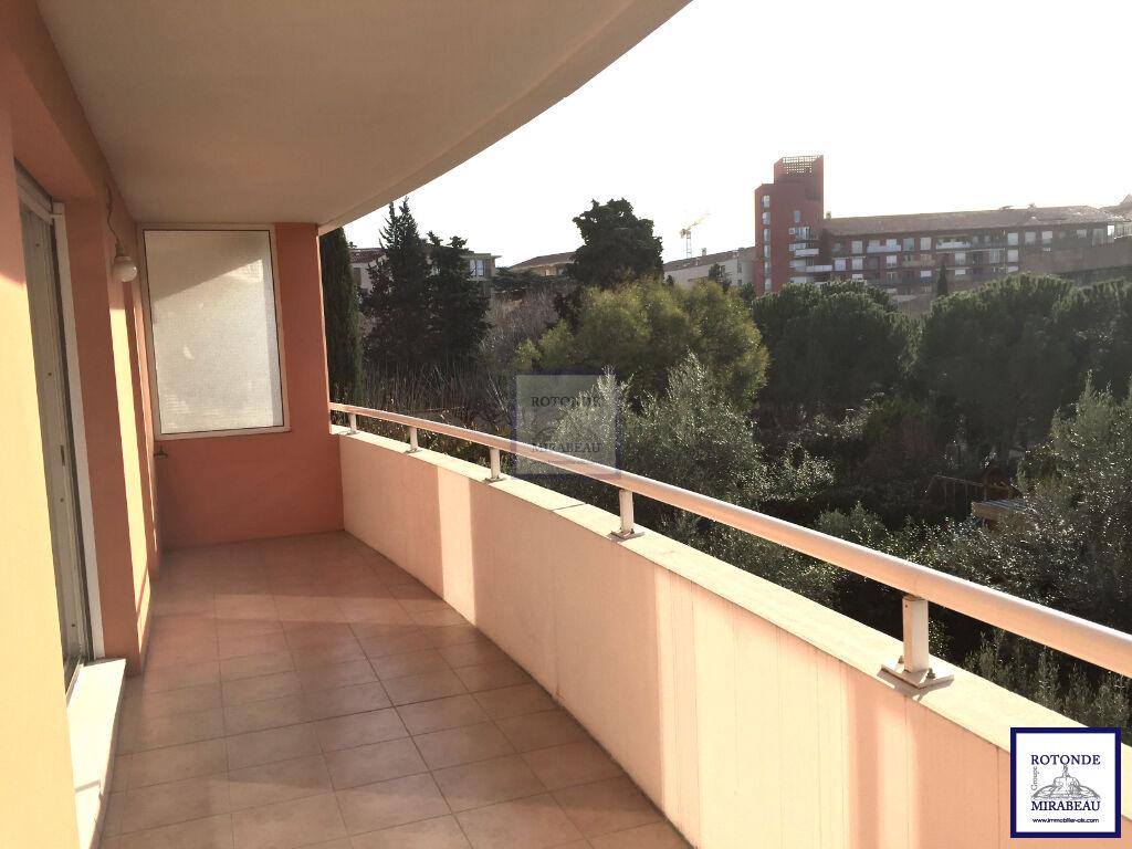 Location Appartement AIX EN PROVENCE surface habitable de 39.6 m²