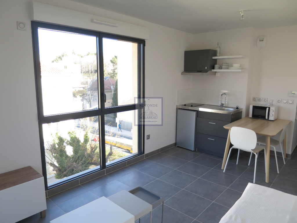 Location Appartement AIX EN PROVENCE surface habitable de 25.6 m²