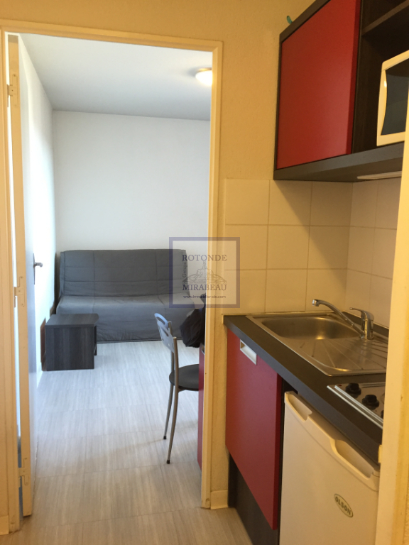 Location Appartement AIX EN PROVENCE kitchenet cuisine