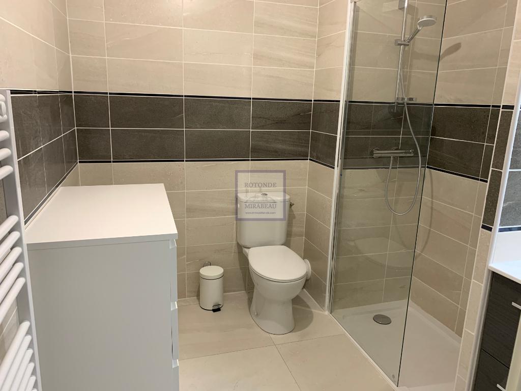 Location Appartement AIX EN PROVENCE séjour de 13.5 m²
