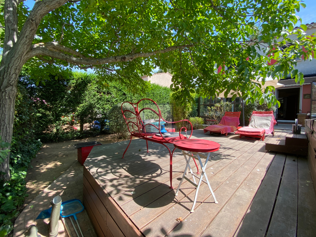 Vente Maison AIX EN PROVENCE séjour de 30 m²