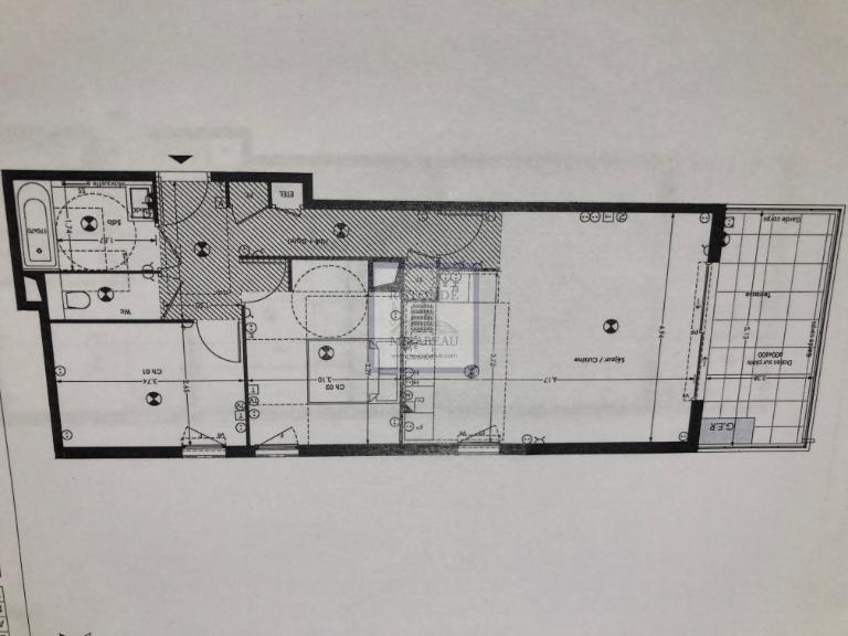 Vente Appartement AIX EN PROVENCE séjour de 29.14 m²