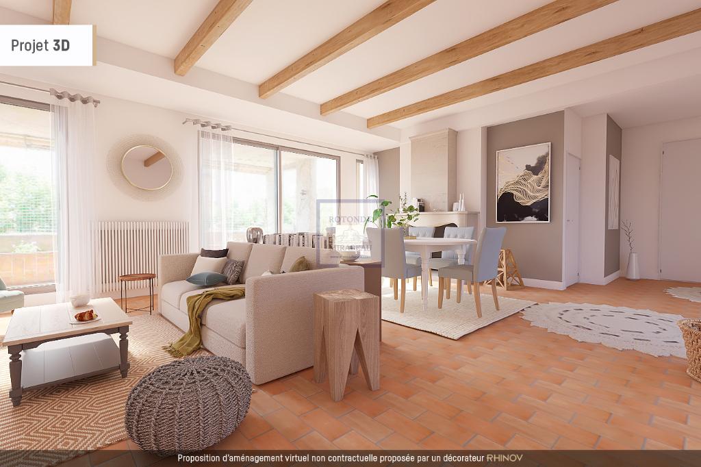 Vente Appartement AIX EN PROVENCE surface habitable de 179 m²