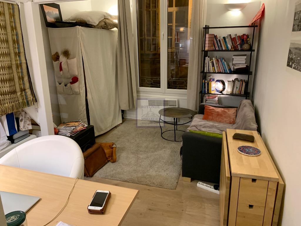 Location Appartement AIX EN PROVENCE surface habitable de 20.02 m²