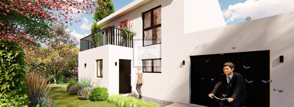 Vente Maison VENTABREN surface habitable de 82 m²