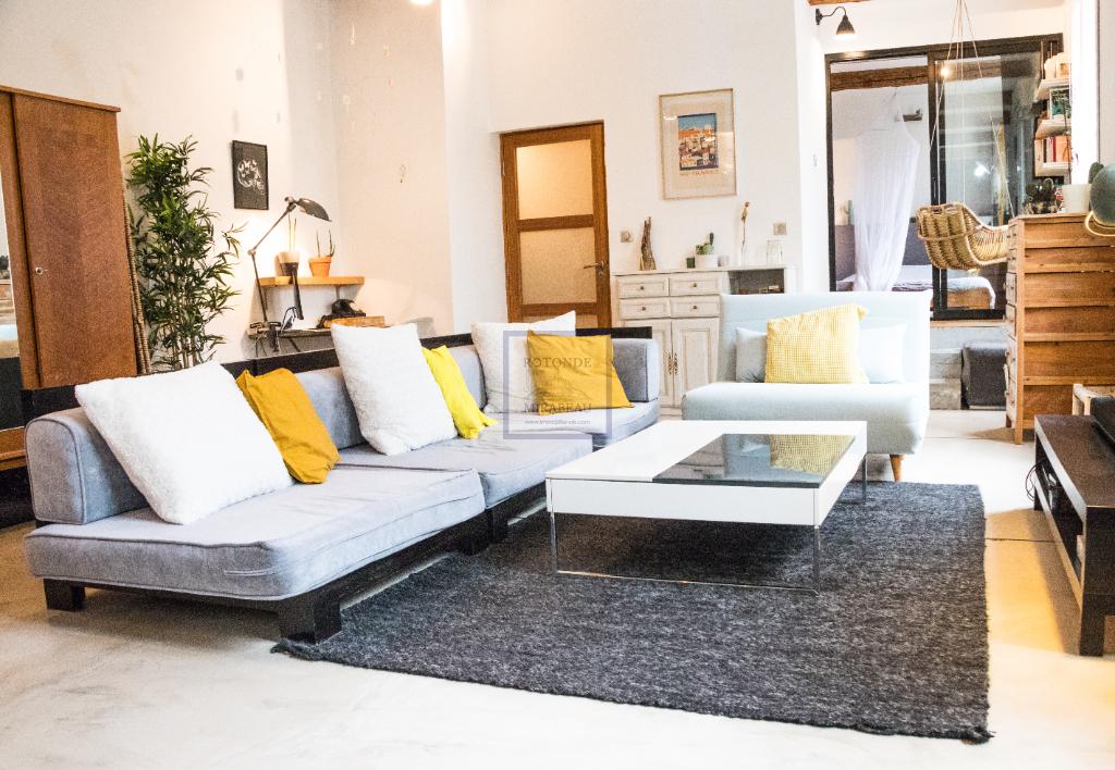Location Appartement AIX EN PROVENCE séjour de 46.07 m²