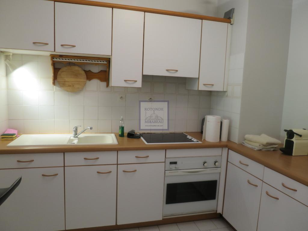 Location Appartement AIX EN PROVENCE séjour de 21.11 m²