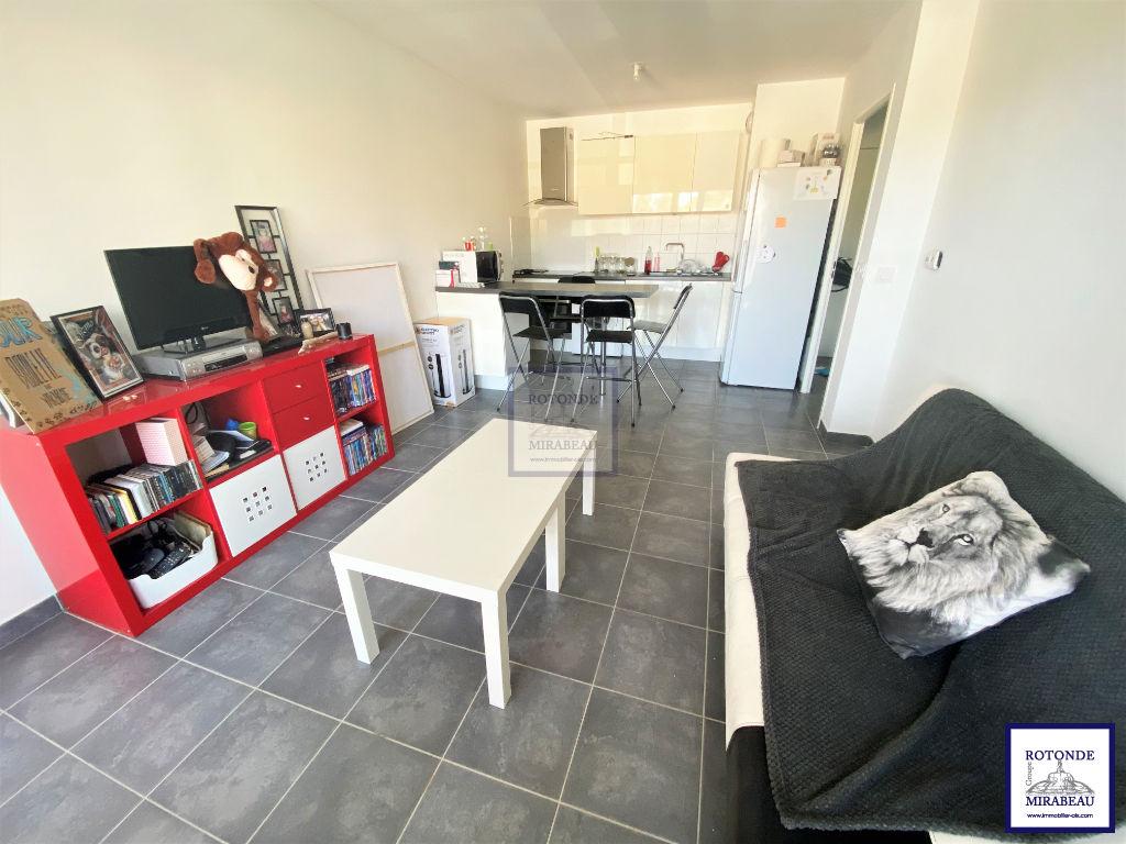 Vente Appartement MEYREUIL séjour de 18.96 m²